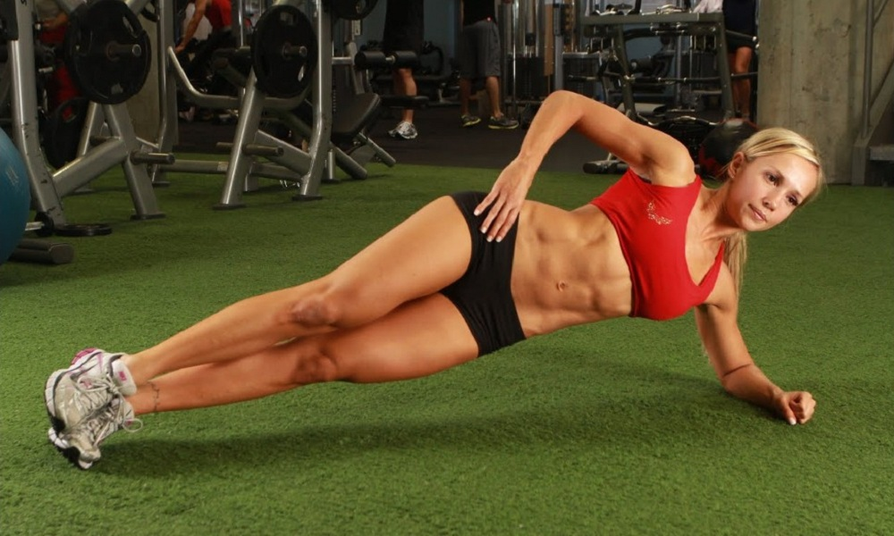 Women's Fitness How to Get Six-Pack Abs